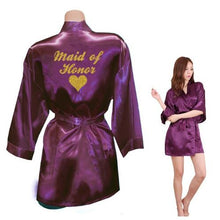 Load image into Gallery viewer, Bridesmaid Robes