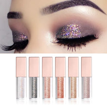 Load image into Gallery viewer, Diamond Pearl Liquid Shining Shimmer  Eye shadow