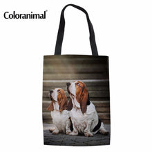 Load image into Gallery viewer, Reusable Shopper Canvas Cotton Tote Bag