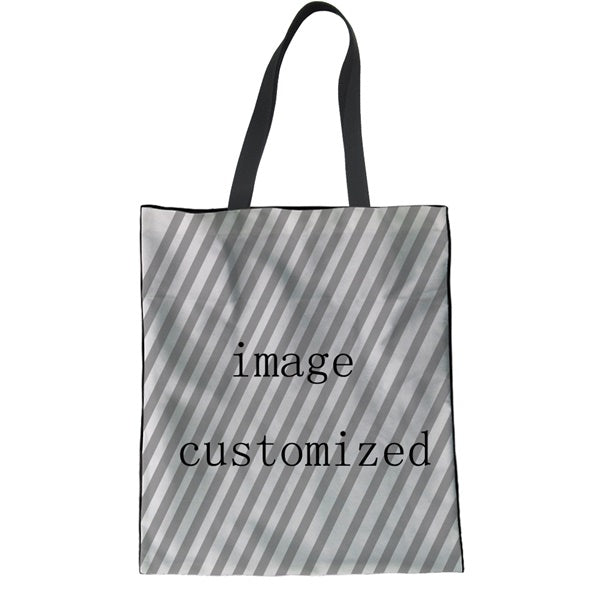 Reusable Shopper Canvas Cotton Tote Bag