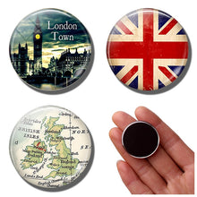 Load image into Gallery viewer, Fridge magnet British Souvenir