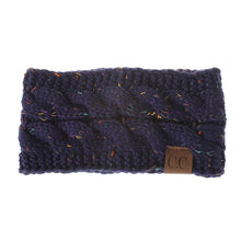 Load image into Gallery viewer, Knitted Crochet Twist Women Headband Winter Ear Warmer