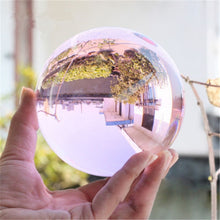 Load image into Gallery viewer, NEW Rare Natural Quartz Magic Gemstone Sphere Crystal Healing Ball