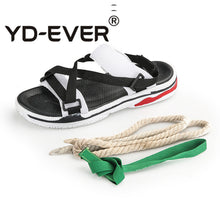 Load image into Gallery viewer, Mens Fashion Braided shoes
