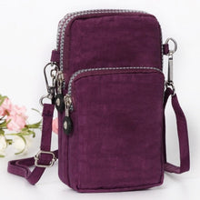 Load image into Gallery viewer, Cross-body Mobile Phone Shoulder Bag