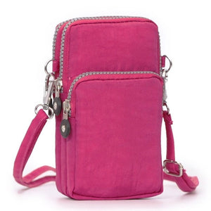Cross-body Mobile Phone Shoulder Bag