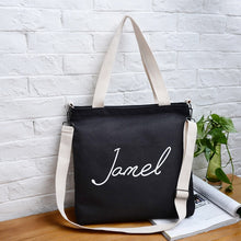 Load image into Gallery viewer, Large Capacity Casual Shoulder Bag