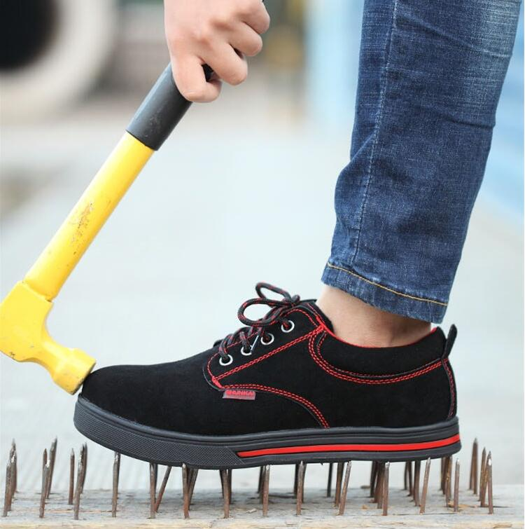 371b63313f Work Shoes - Vans Unisex Safety   pretection Shoes - WorkShoes