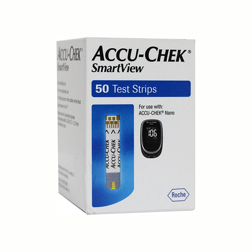 Accu-Chek SmartView - 50 Test Strips