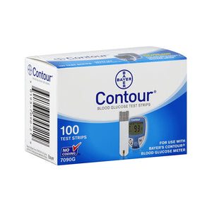Contour - 100 Test Strips