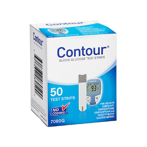 Contour - 50 Test Strips