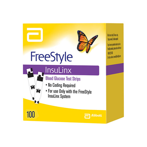 Freestyle Insulinx - 100 Test Strips