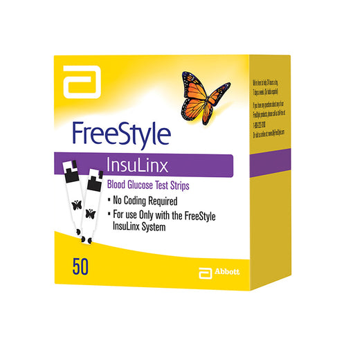 Freestyle Insulinx - 50 Test Strips