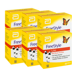 Freestyle Lite - 300 Test Strips