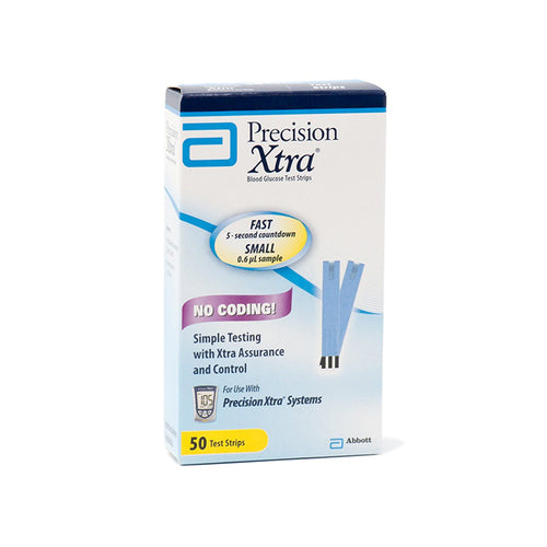 Freestyle Precision Xtra - 50 Test Strips