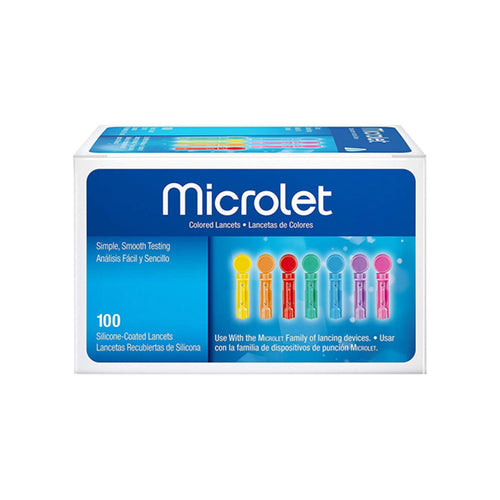 Bayer Microlet - 100 Lancets