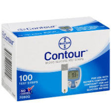 Contour 100 Test Strips