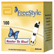 Freestyle 100 Test Strips