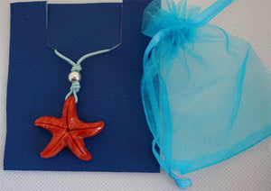 marine-star-red-necklace