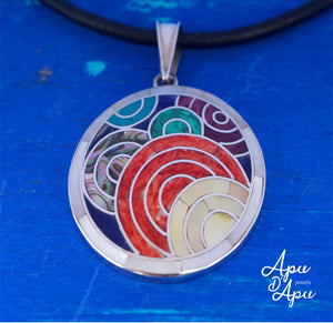 pachamama 7 colors necklace