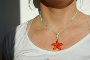 sea-starfish-necklace-red