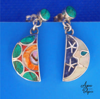 sun-moon-earrings-mismatched