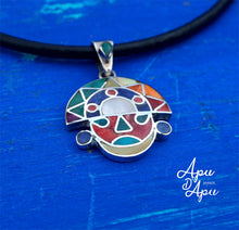 Load image into Gallery viewer, tumi necklace, tumi pendant, tumi peruvian national symbol