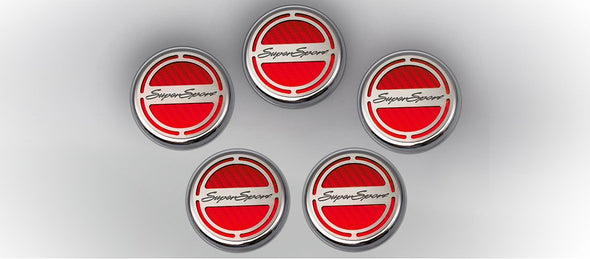 "2010-2018 Camaro V8 - Fluid Cap Cover | ""Super Sport"" 