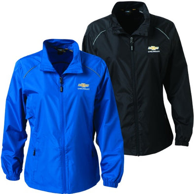 Chevrolet Gold Bowtie Ladies Motivate Unlined Jacket