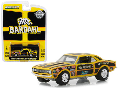 "1967 Chevrolet Camaro ""Mr. Bardahl"" ""Hobby Exclusive"" 1/64 Diecast"