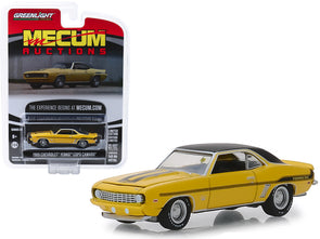 1969 Camaro Yenko/SC COPO Daytona Yellow Yellow Black Top/Stripes 1/64