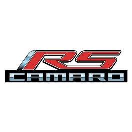 Camaro RS Camaro Metal Sign