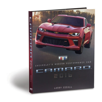 Camaro 2016: Chevrolet's Modern Performance Car- Book