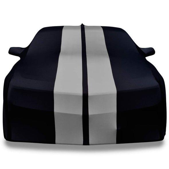 Camaro Ultraguard Stretch Car Cover with Stripes