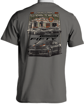 Epic Garage Camaro Fifty-Men's Chill T-Shirt