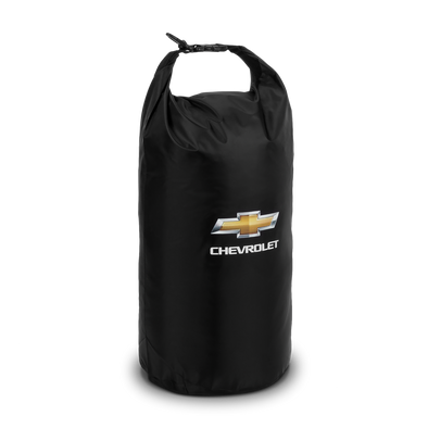 Chevrolet Gold Bowtie Roll Top Dry Bag
