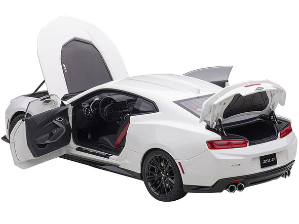 Chevrolet Camaro ZL1 Summit White 1/18 Diecast