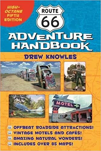 Route 66 Adventure Handbook: High-Octane | Fifth Edition | Paperback