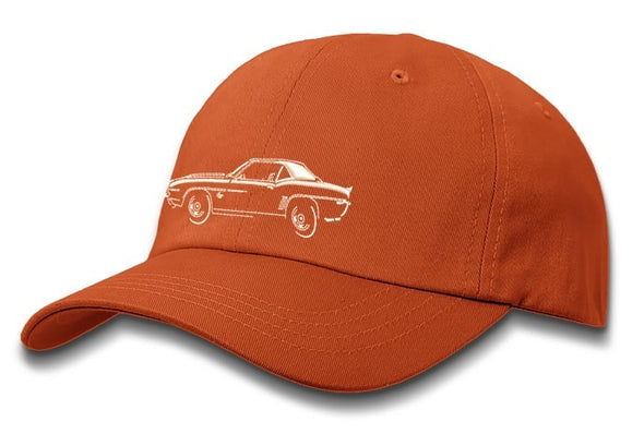 1969 Chevrolet Camaro SS Coupe Baseball Cap - Men & Ladies