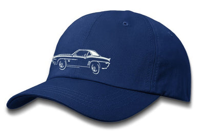 1969 Chevrolet Camaro SS Coupe Baseball Cap - Men & Women