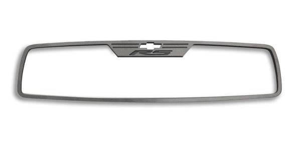 "2010-2014 Camaro - Rear View Mirror Trim ""RS"" 