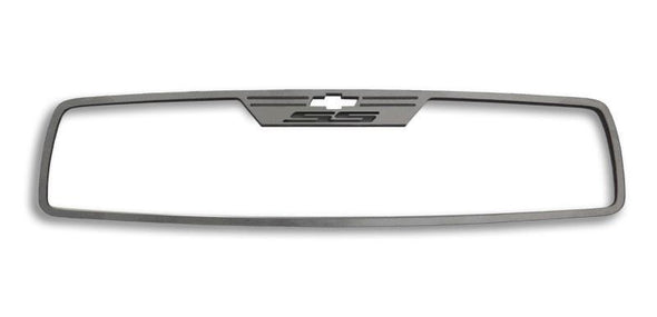 "2012-2013 Camaro - Rear View Mirror Trim ""SS"" 