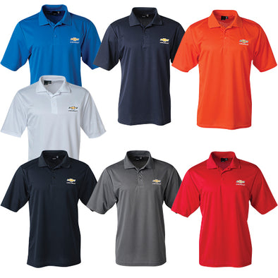 Mens Bowtie Reebok PLAYDRY X-Treme Polo