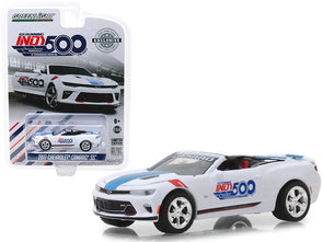 2017 Camaro SS Convertible White 101nd Indy 500 PennGrade Motor Oil 1/64
