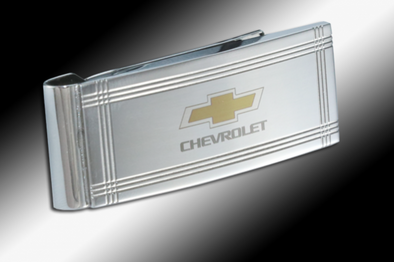 Chevrolet Bowtie Money Clip