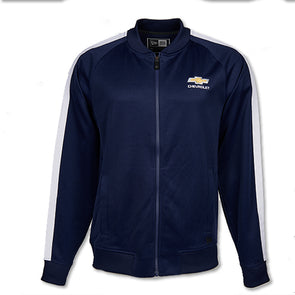Men's Chevrolet Gold Bowtie Track Jacket