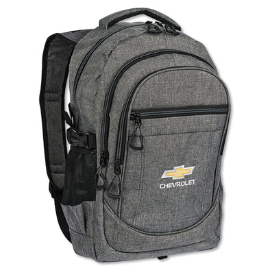 Chevrolet Gold Bowtie On The Go Backpack