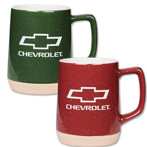 Chevrolet Bowtie Speckled Mug