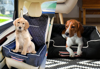 Camaro Pet Bed And Seat Cover
