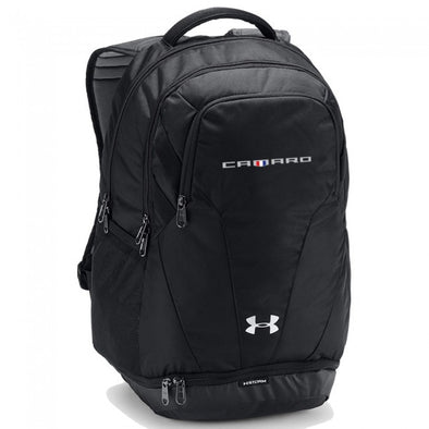 Camaro UA® Hustle II Backpack - Black/Silver